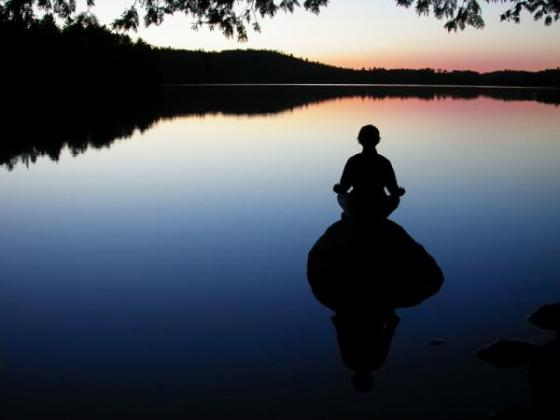 From East to West Two Worlds Sharing in the Universal Benefits of Meditation 1