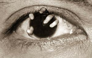 Affectation--the Fear-eaten Barren Soul...